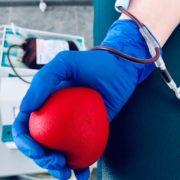 Прикарпатські правоохоронці здали кров для хворих діток (ФОТО)