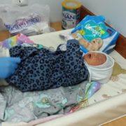 У Франківську біля дитячої лікарні знайшли недоношеного хлопчика