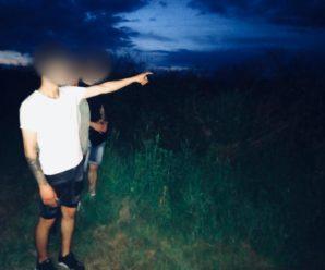 У Калуші затримали трьох юнаків, які на вулиці пограбували жінку. ФОТО