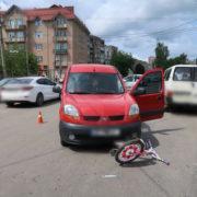 У Коломиї в ДТП загинула восьмирічна дівчинка (ФОТО)