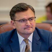 Кулеба закликав ЄС посилити тиск на Росію через Крим