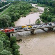 В Івано-Франківську паводки почали відступати – мер