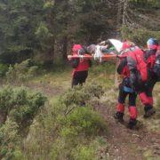 У Карпатах від удару блискавки загинув 26-річний чоловік
