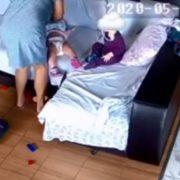 У Запоріжжі знайшли страшне відео з померлою в нелегальному дитсадку дитиною