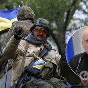 """Турчинов запропонував Україні йти в """"повзучий"""" наступ на Донбасі"""