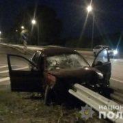 Смертельна ДТП: відбійник наскрізь протаранив авто разом із пасажиром (фото)