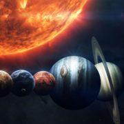 Розпочався повний парад планет, який повториться лише через 140 років