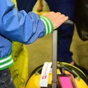 Жінка намагалася за підробленими документами вивезти дітей за кордон
