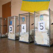 В Івано-Франківську приймають заяви на зміну місця голосування