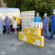 У Франківську лікарня отримала два апарати ШВЛ. На черзі – медзаклади Галича й Бурштина (ФОТО)