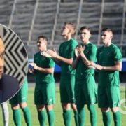 Івано-франківським футболістам подарували українську абетку після інтерв'ю російською