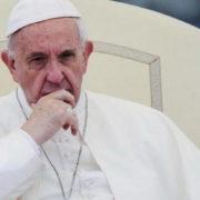Це завдає мені великої скорботи – Папа Франциск про ситуацію навколо Святої Софії