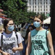 Українців штрафуватимуть за неносіння маски: Кабмін схвалив відповідний законопроект