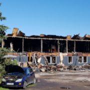 У Польщі спалили будинок з українськими заробітчанами: перші деталі