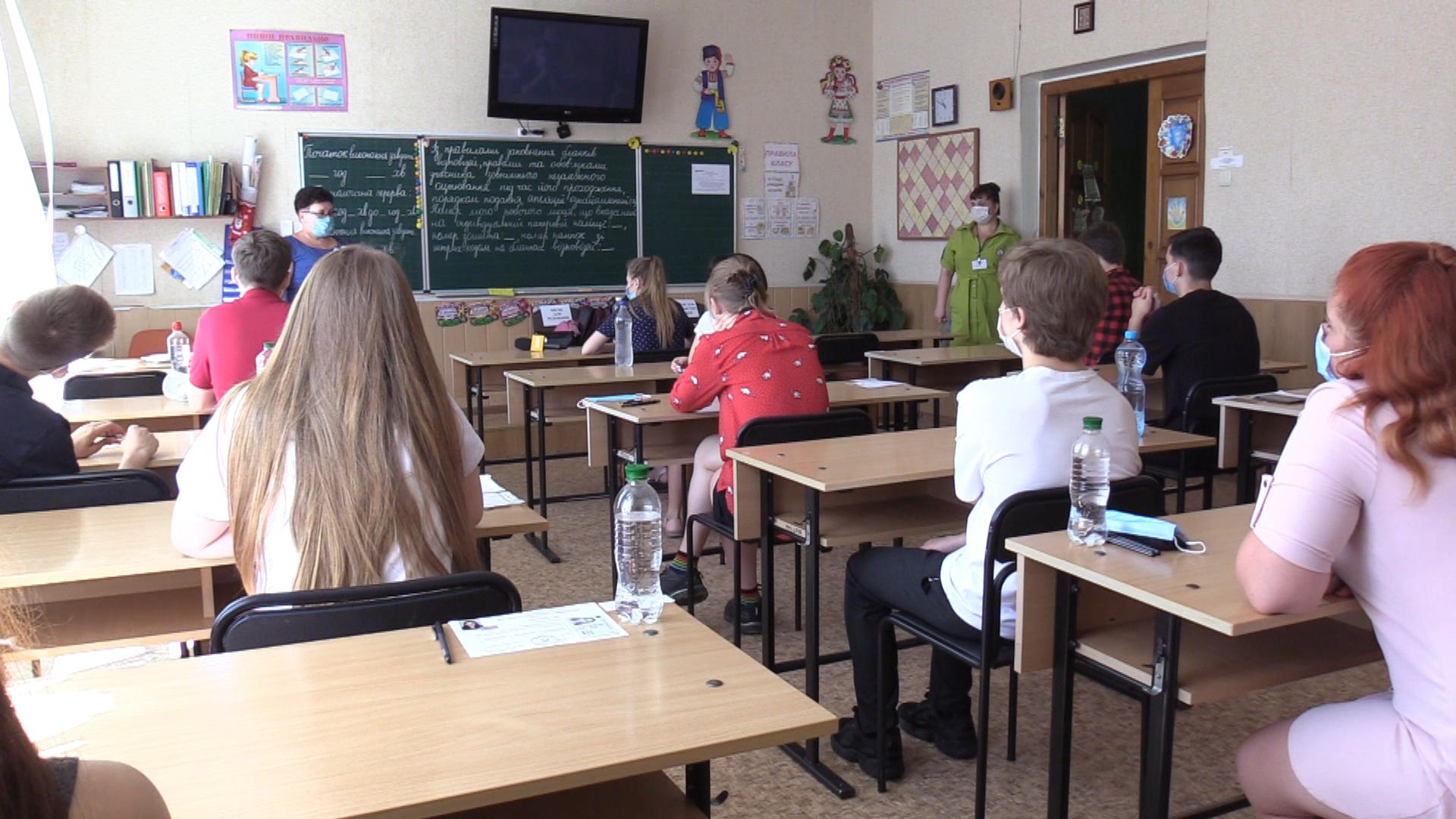 В Україні понад 8% абітурієнтів не склали ЗНО з української мови —УЦОЯО