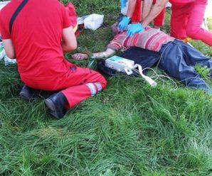 У центрі Франківська муніципали врятували чоловіка, в якого зупинилось серце. ФОТО