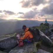 Гірський маршрут промаркували на Прикарпатті (ФОТО)