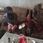 У Франківську п'яна матір залишила дитину на невідомого чоловіка (ФОТО)