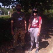 З Франківська до ЄС: на закарпатському кордоні затримали студентку-втікачку (ФОТО)