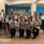 Юні прикарпатці перемогли на танцювальному конкурсі у Болгарії
