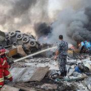 Руйнівний вибух у Бейруті: кількість жертв стрімко зростає, постраждалих вже 5 тисяч
