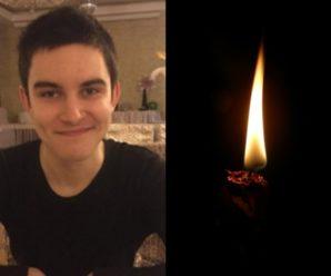 """""""Бог забрав мого ангела"""": 21-річний син українського співака Віктора Павліка, помер після боротьби з раком (відео)"""