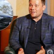 У Києві дотла згоріла Tesla Андрія Богдана, у якій Зеленський знімав відеоролики для народу (відео)