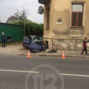 У Франківську поліцейські з'ясовують обставини смертельної аварії (ВІДЕО)