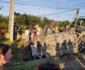 На Івано-Франківщині у ДТП загинула сім'я (ФОТО)