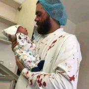 У Бейруті в зруйнованій від вибуху лікарні народився хлопчик