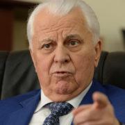 Леонід Кравчук хоче захистити російськомовних в ОРДЛО