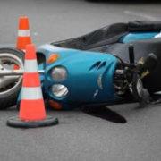 На Львівщині 18-річний скутерист розбився на смерть (фото 18+)