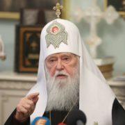 Коронавірус у патріарха Філарета дав ускладнення