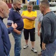 На Фраківщині водій вигнав з автобуса мати загиблого бойового офіцера (ВІДЕО)