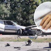 П'яна ДТП: двоє малюків дивом вціліли в аварії