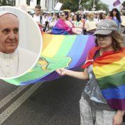 Папа Римський підтримав ЛГБТ: церква повинна любити всіх чоловіків і жінок