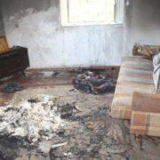 У Хмельницькій області під час пожежі у житловому будинку загинуло немовля