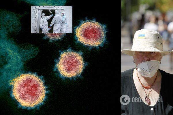 COVID-19 і грип восени конкуруватимуть за людей - вірусологиня