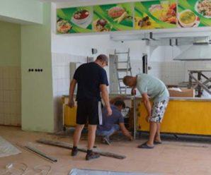 Школи отримали гроші на ремонт їдалень: відомі суми