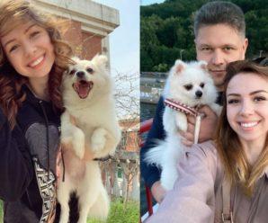 Настя, яку не забирали з Уханю через собаку, «забрала з сім'ї» голову Державної міграційної служби України (ФОТО)