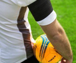 Футболісти збірної України вийдуть на матч з чорними пов'язками