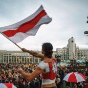 Нам не страшно, – син Лукашенка про протести в Білорусі