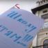 У Коломиї мітинг – батьки вимагають відчинити школи. ВІДЕО