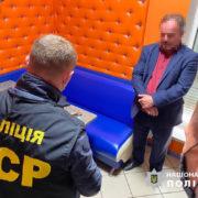 На Прикарпатті на хабарі затримали очільника ОТГ (ФОТО)