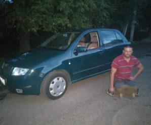 """""""Їздить на машині, працює на будові"""" історія чоловіка без ніг з Ужгорода (фото)"""