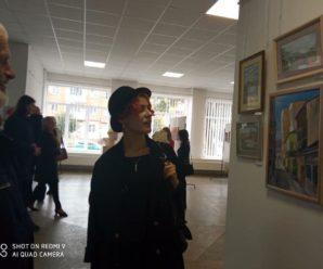 Як калуські митці святкували День художника. ФОТО