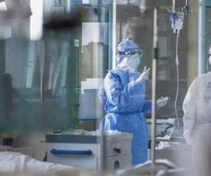 В одній із лікарень на Франківщині майже всі лікарі захворіли на COVID-19