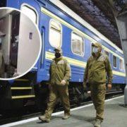 Пили, кричали і бігали голими: з потягу Львів – Київ вигнали двох дівчат(ВІДЕО 18+)