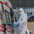 Стояли в черзі до лікарні: у Польщі в машині швидкої допомоги помер чоловік