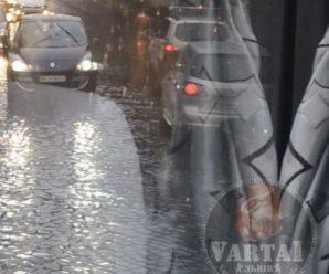 У Львові посеред білого дня ходить голий чоловік (ВІДЕО 18+)